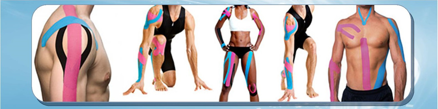Kinematic Taping kezelés